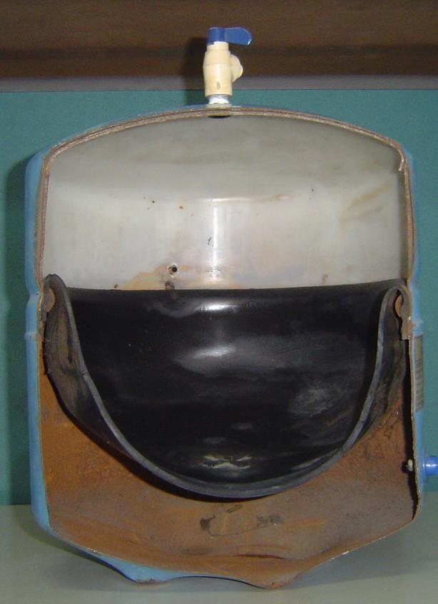 Pure Water Gazette 187 Reverse Osmosis Pressure Tanks
