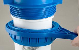 Pure Water Gazette » Innovative Water Filter Housing ...