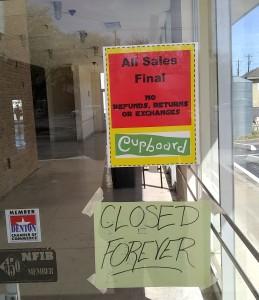 closedforever