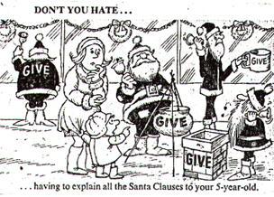 Why I Don't Celebrate Christmas